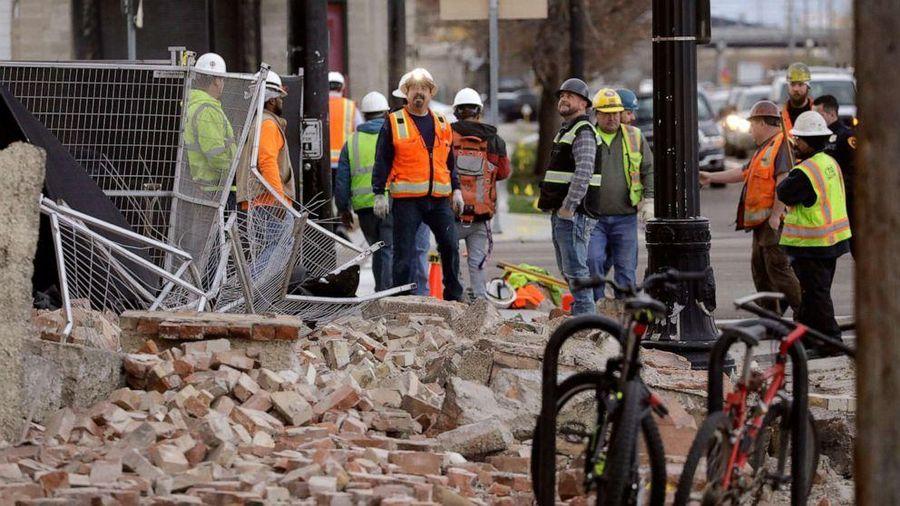 Mỹ: Bang Utah hứng chịu trận động đất mạnh nhất trong gần 30 năm qua