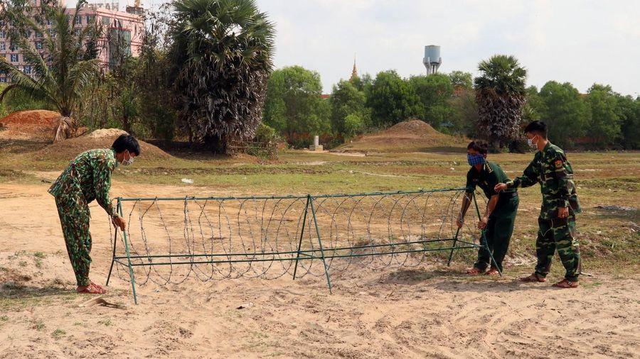 Campuchia đề nghị Việt Nam không để gián đoạn giao thương biên giới