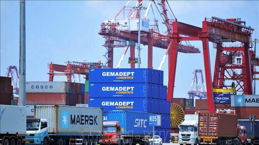 Mỹ duy trì đánh thuế đối với hàng hóa nhập khẩu từ Trung Quốc