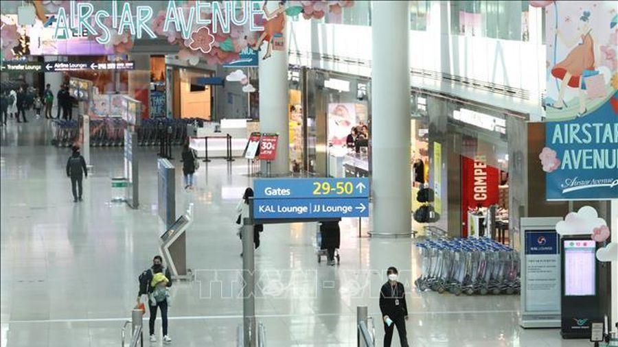 Hàn Quốc xử lý mạnh tay đối với người nước ngoài không tuân thủ khuyến cáo phòng dịch
