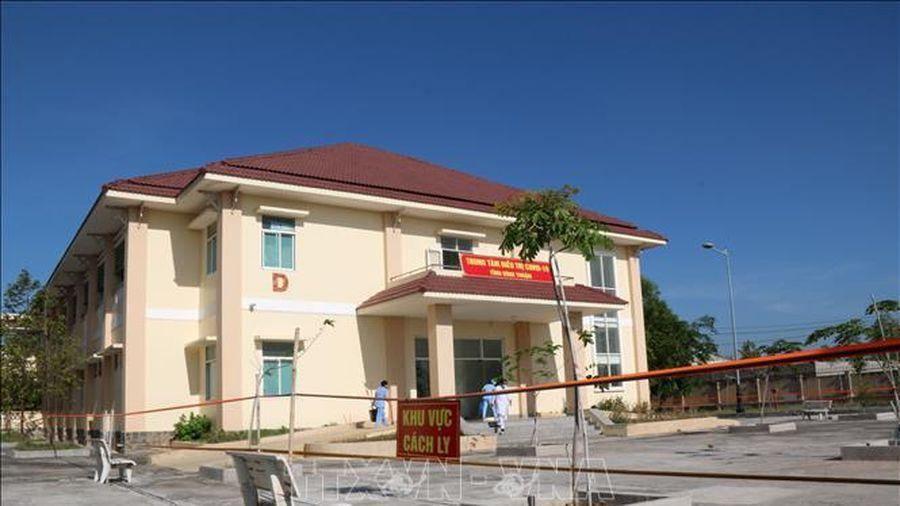 Bình Thuận đảm bảo cơ sở vật chất, nhân lực điều trị bệnh nhân mắc COVID-19