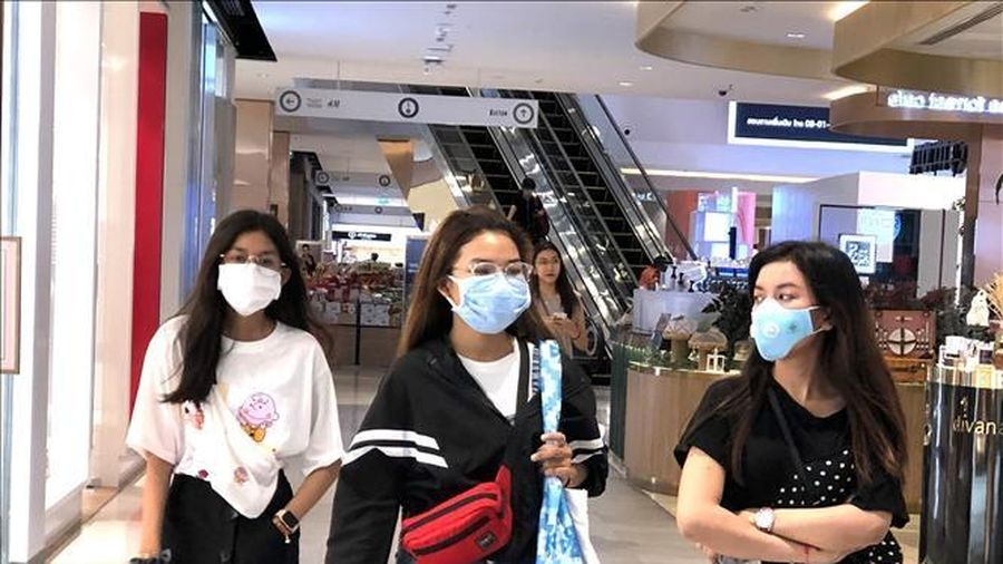 Thái Lan ghi nhận số ca nhiễm mới virus SARS-CoV-2 trong ngày cao kỷ lục
