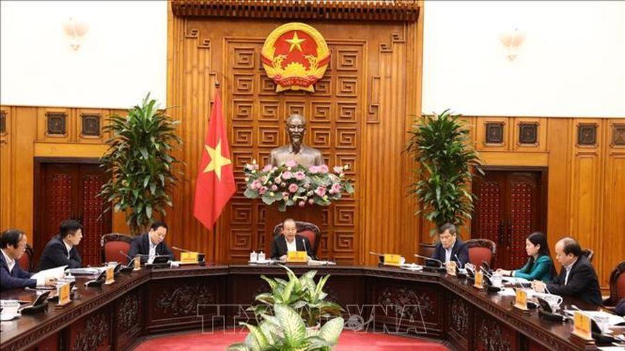 Phó Thủ tướng Thường trực Trương Hòa Bình: Không để xảy ra trục lợi chính sách trong cổ phần hóa