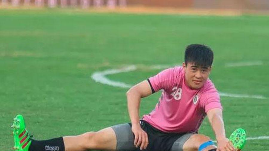 Duy Mạnh và Đình Trọng sẽ tập hồi phục ở PVF