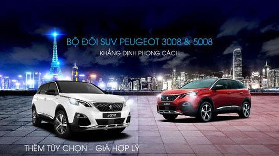 Những yếu tố bị lược bỏ trên Peugeot 3008 và 5008 giá rẻ vừa ra mắt ở Việt Nam
