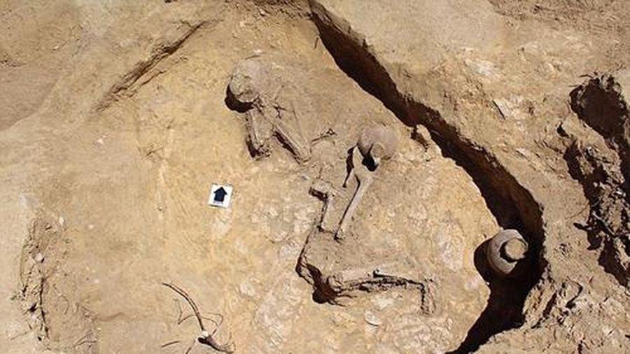 Tìm thấy hài cốt 2.000 tuổi của 'Người đẹp ngủ trong rừng'