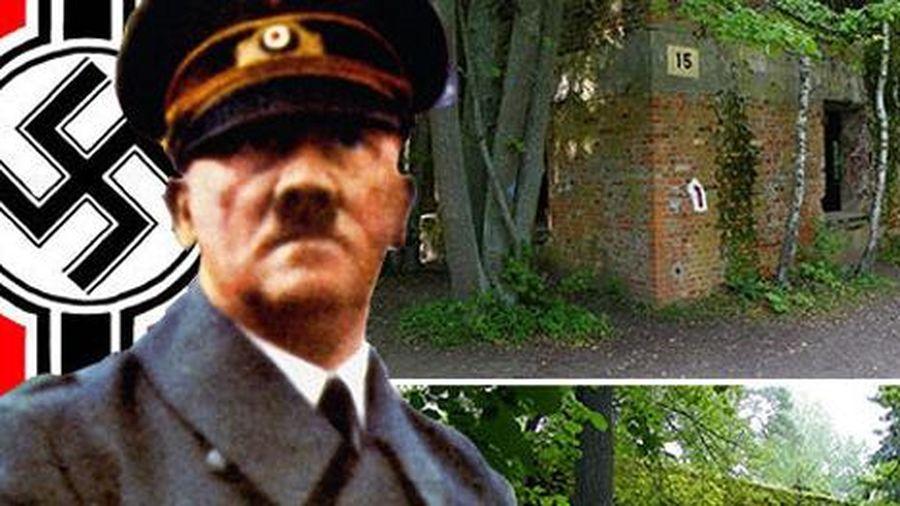 Bí ẩn trong căn hầm bí mật của trùm phát xít Hitler