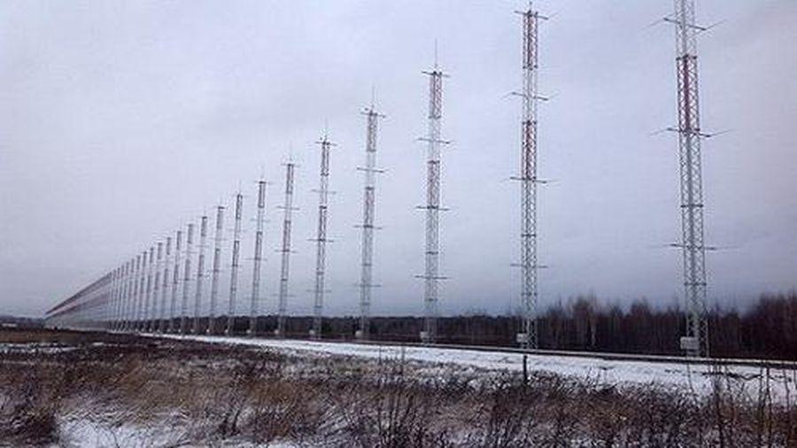 Radar Container tới Kaliningrad giúp Nga theo dõi toàn bộ châu Âu