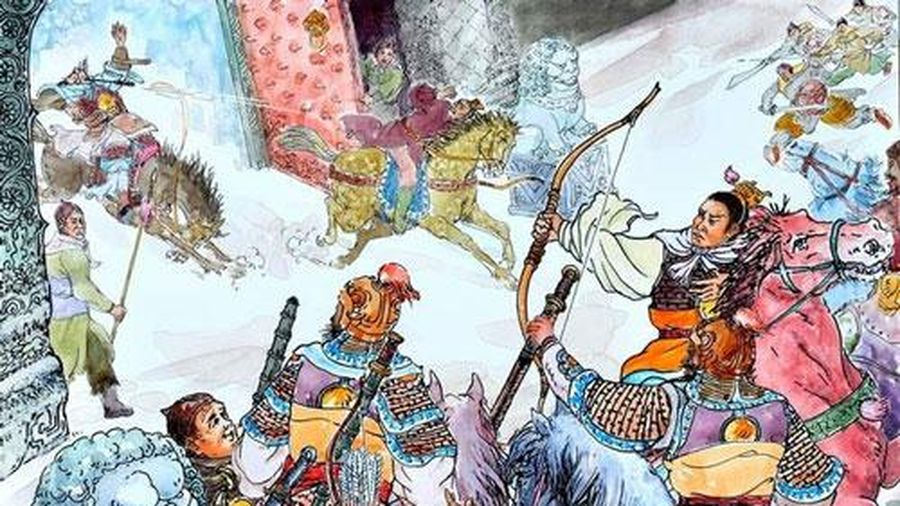 Chuyện 'huynh đệ tương tàn' để chiếm đoạt vợ của hoàng đế Trung Hoa