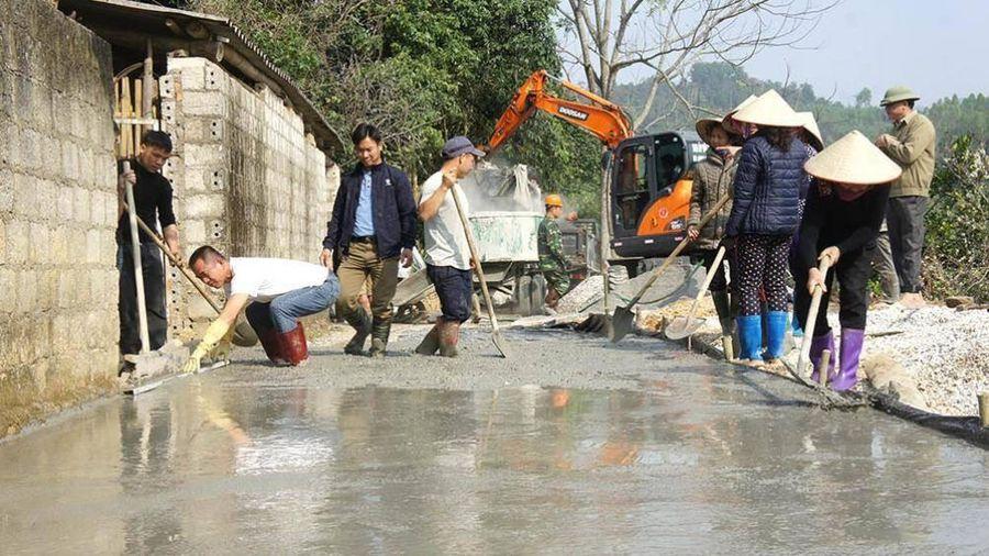 Lạng Sơn sớm 'vượt đích' phát triển giao thông nông thôn