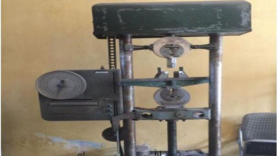 Ngỡ ngàng gạch không nung làm từ chất thải sản xuất bột giấy và giấy