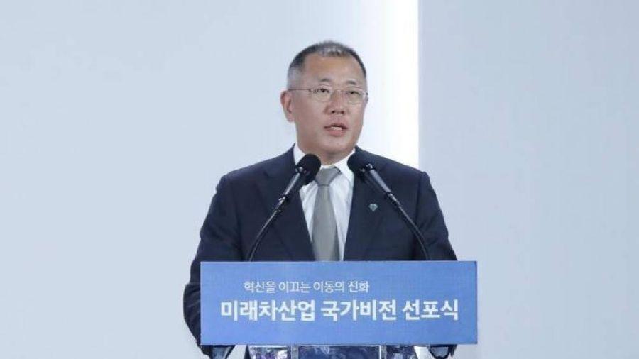 Tập đoàn Hyundai Motor có tân Chủ tịch