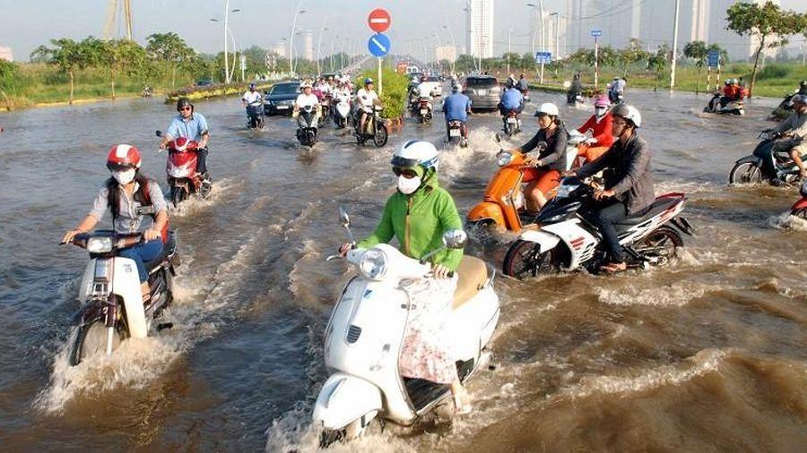 TP.HCM và Hà Nội thuộc top các đô thị phải chạy đua với biến đổi khí hậu