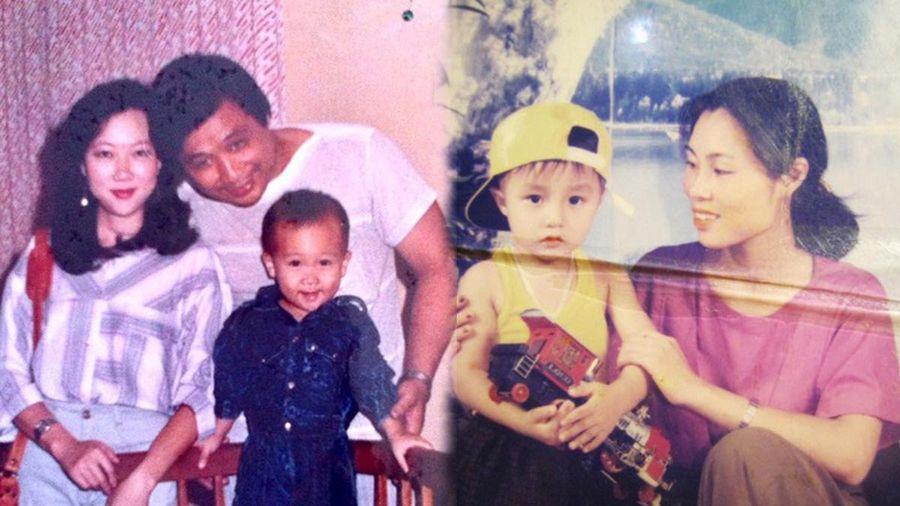 Sao Việt khoe ảnh bố mẹ thời xưa, fan xuýt xoa được dịp kiểm chứng nhan sắc
