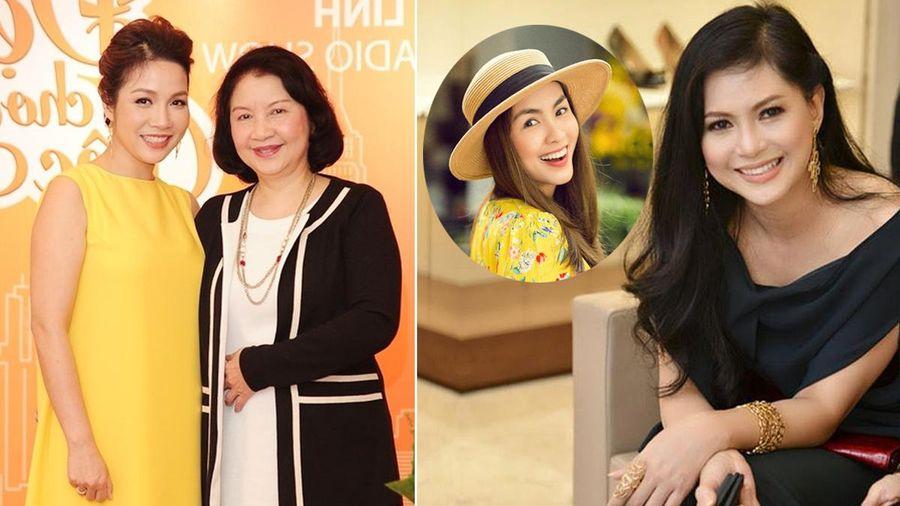 Mẹ chồng sao Việt: Người giàu có quyền lực, người xinh đẹp đầy khí chất