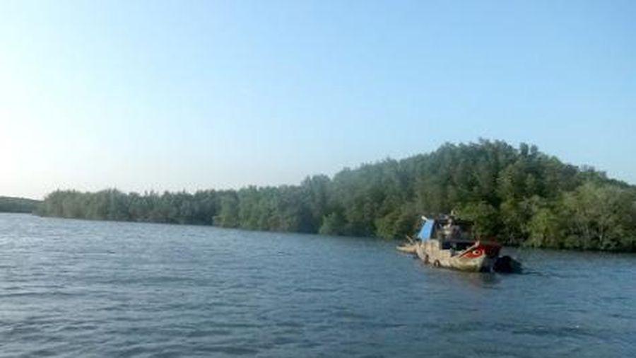 Độ mặn tại các cửa sông Đồng bằng sông Cửu Long xu hướng giảm