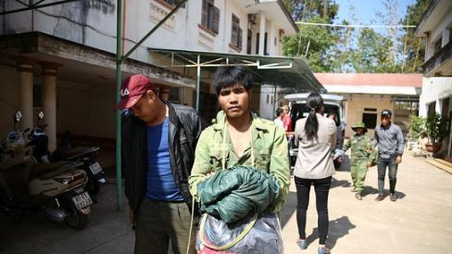 Gia Lai: 3 đối tượng theo tà đạo Hà Mòn bị bắt giữ sau 8 năm lẩn trốn trong rừng