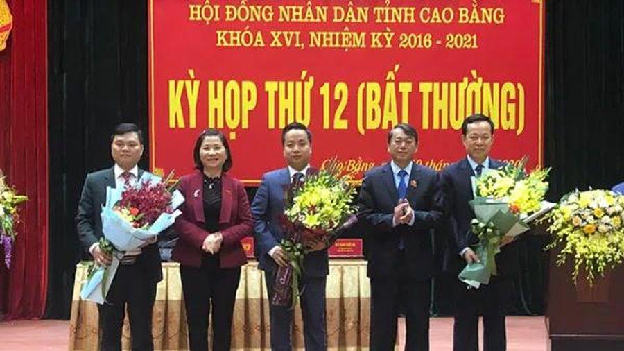 Tân Phó chủ tịch UBND tỉnh Cao Bằng sinh năm 1980 là ai?