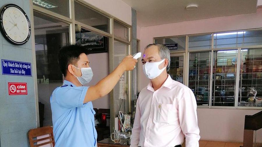 Liên đoàn Lao động tỉnh An Giang yêu cầu các cấp Công đoàn tăng cường phòng, chống dịch bệnh Covid-19