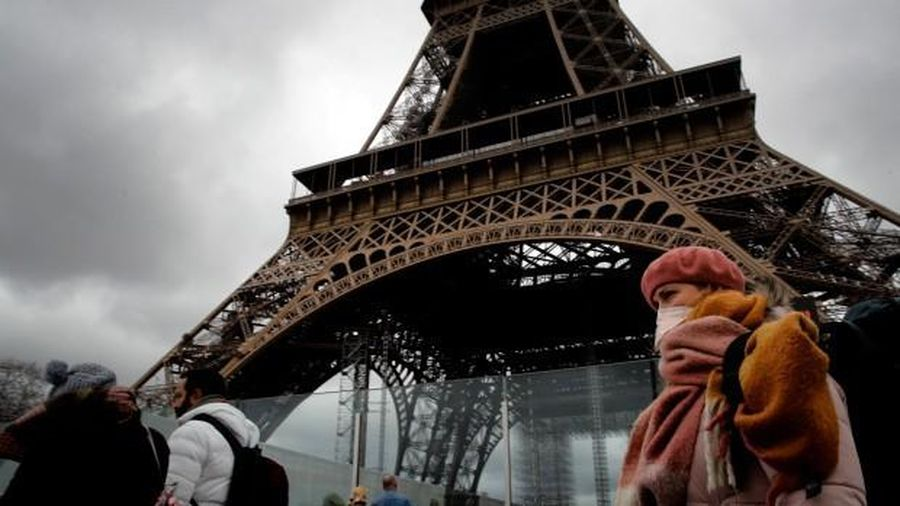 Pháp có hơn 9.000 ca nhiễm Covid-19, ca tử vong tăng đột biến