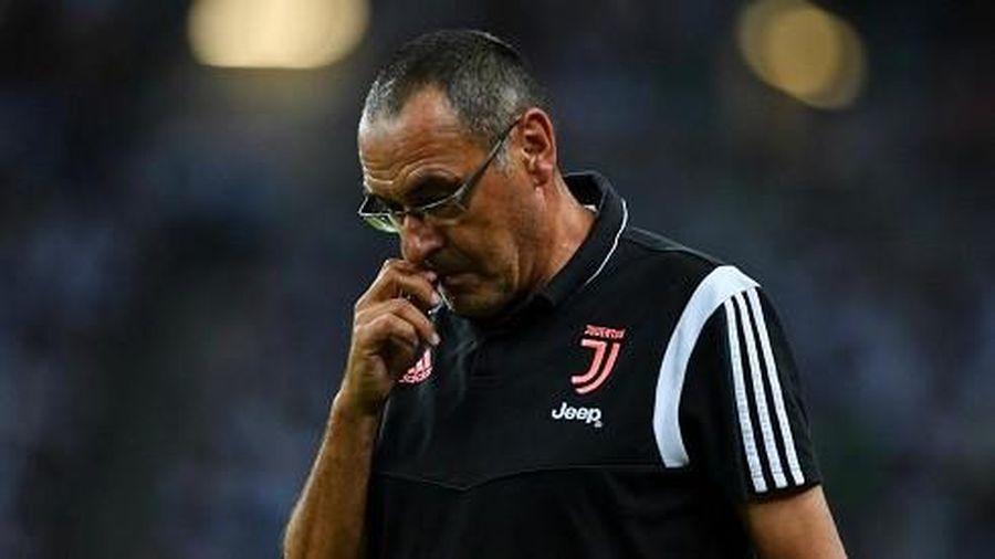 HLV Sarri được Juventus chăm sóc đặc biệt giữa tâm dịch Covid-19
