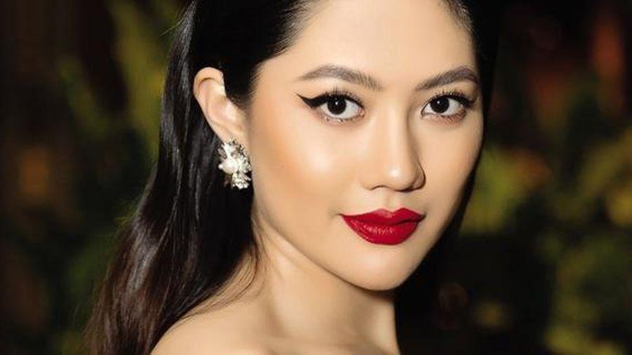 Hoa hậu Vũ Hương Giang: Không lợi dụng danh hiệu để hưởng vinh hoa phú quý