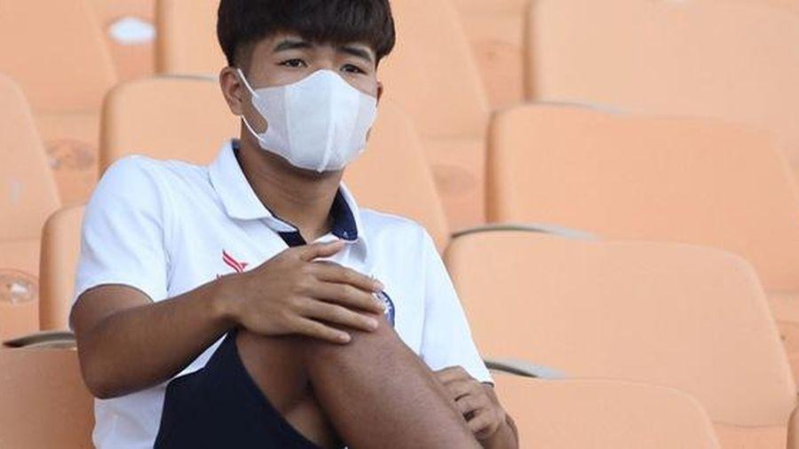Cầu thủ Đức Chinh xuất viện, chính thức lên tiếng về bệnh tình của mình