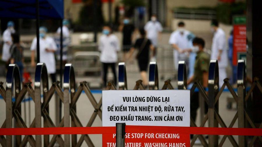 Chủ tịch Hà Nội ra công điện khẩn phòng chống lây lan Covid- 19 từ ổ dịch tại bệnh viện Bạch Mai