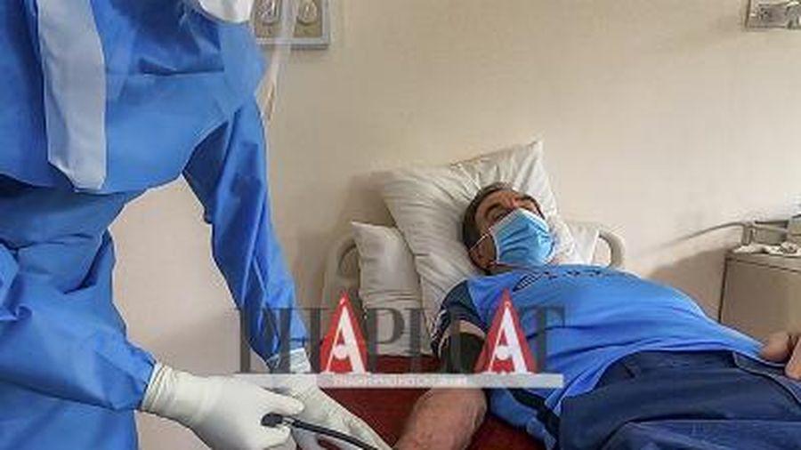 Phóng sự ảnh: Bên trong khu điều trị bệnh nhân COVID-19 Huế