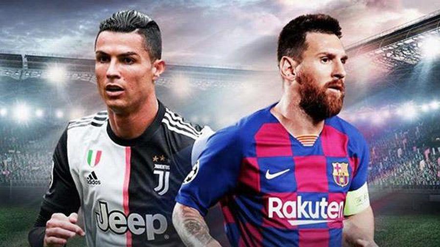 Ronaldo giảm lương vì Covid-19, Messi bị 'ném đá'