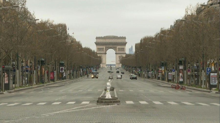 Hạn chế đi lại, tình trạng ô nhiễm không khí ở châu Âu giảm đáng kể