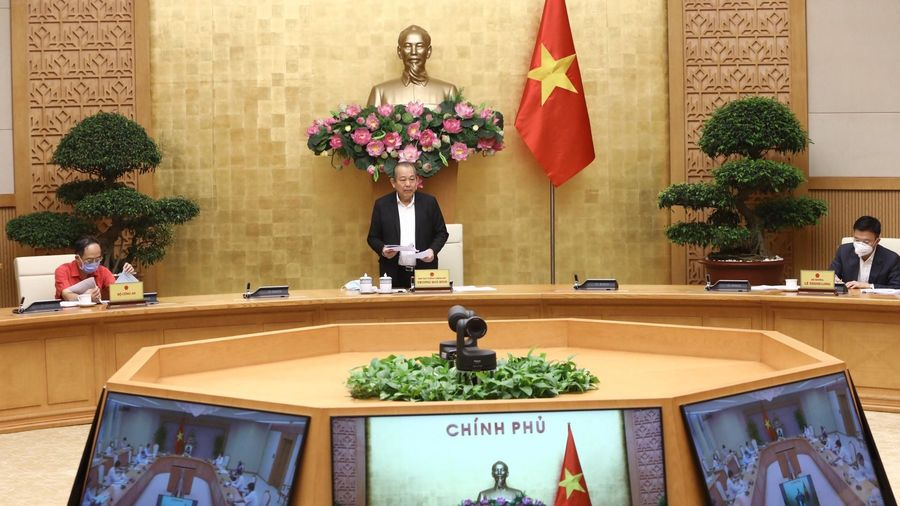 Phó Thủ tướng Trương Hòa Bình: Bám sát nhiệm vụ đã được Thủ tướng giao