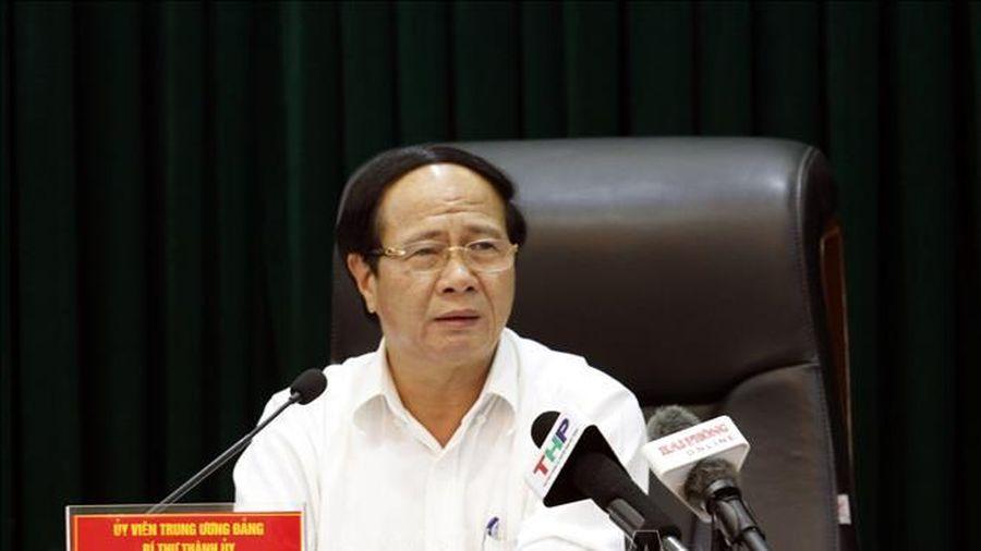 Để 'thủng lưới' vì dịch, người đứng đầu cơ quan Đảng gánh trách nhiệm