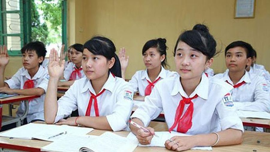 Bộ GD&ĐT điều chỉnh nội dung dạy học học kì II đối với cấp THCS, THPT