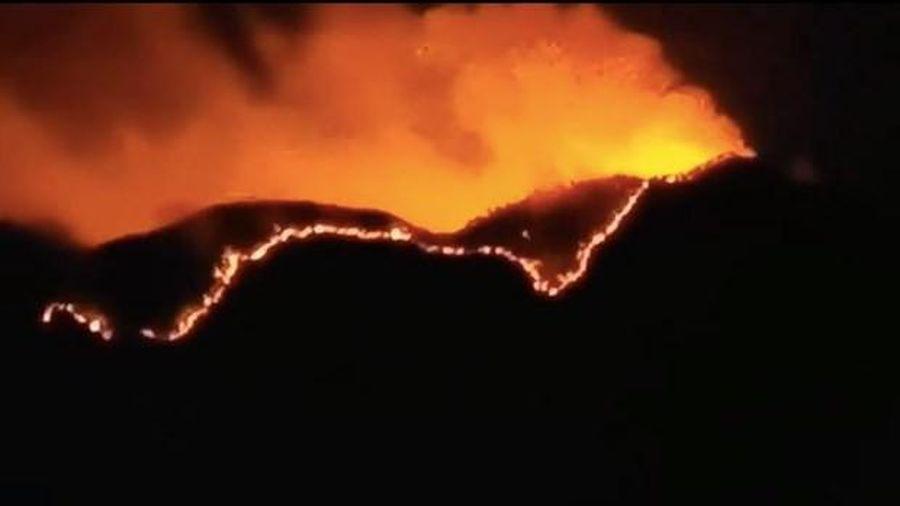 Trung Quốc: Cháy rừng, ít nhất 19 người chết