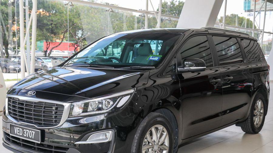 Kia Grand Carnival 2020 ra mắt - phiên bản 11 chỗ của Kia Sedona