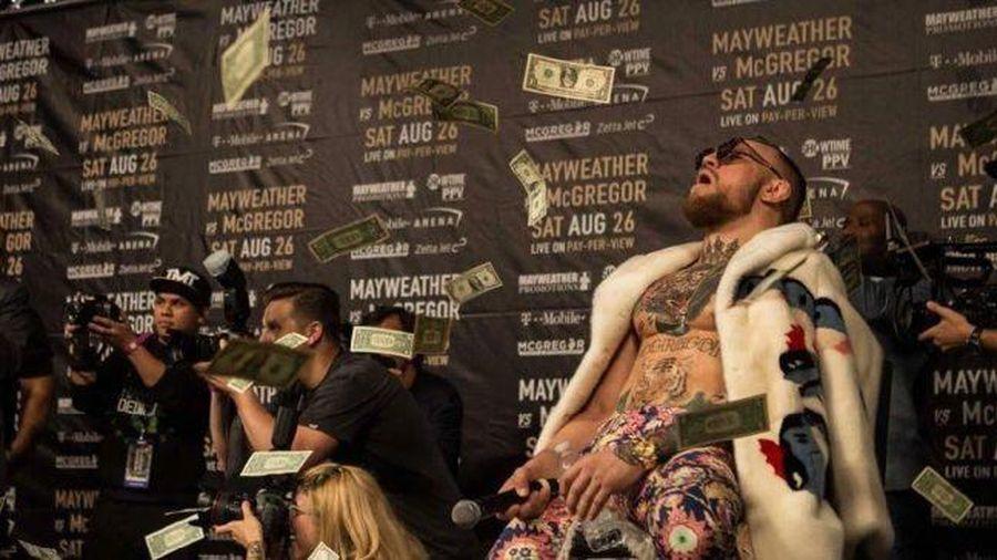 10 võ sĩ UFC giàu nhất hiện nay