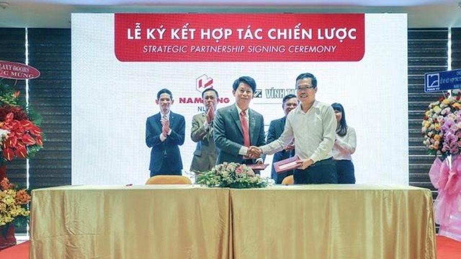 Saint-Gobain trở thành đối tác chiến lược của tập đoàn bất động sản Nam Long