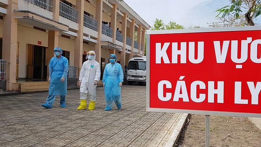 Bộ Y tế: Xử lý nguy cơ lây nhiễm Covid-19 tại tỉnh Bạc Liêu