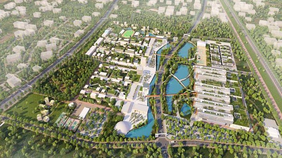 Sức hút đầu tư tại Khu đại học Nam Cao