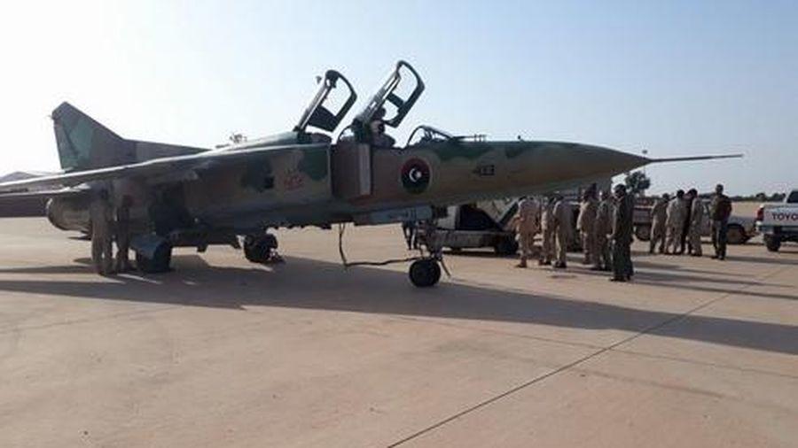 LNA nhận loạt tiêm kích MiG-23 nâng cấp cực mạnh quyết đấu Thổ Nhĩ Kỳ