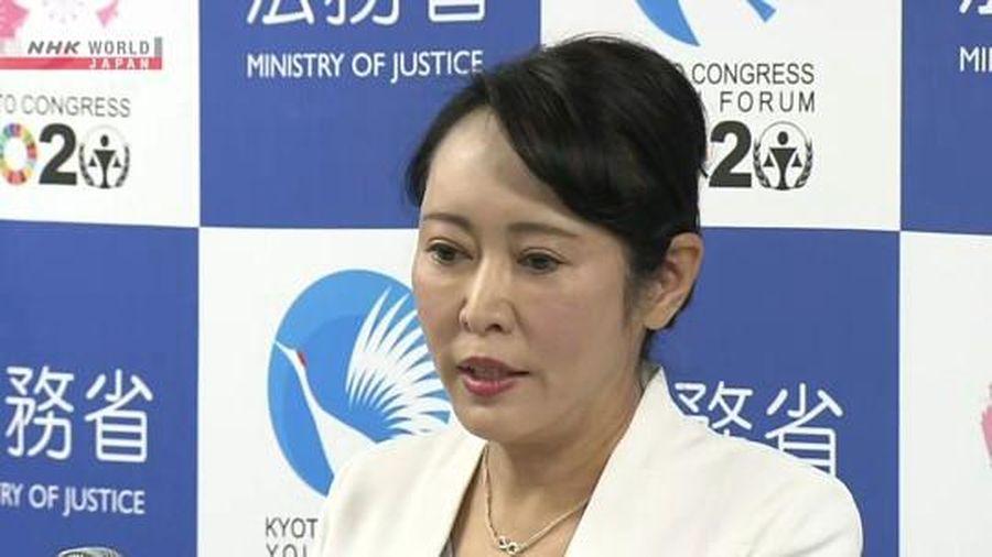 Nhật Bản: Công tố viên đánh bạc, Bộ trưởng Tư pháp phải xin lỗi