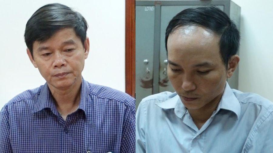 Quảng Bình: Bắt giam giám đốc và cán bộ kỹ thuật tham ô tài sản