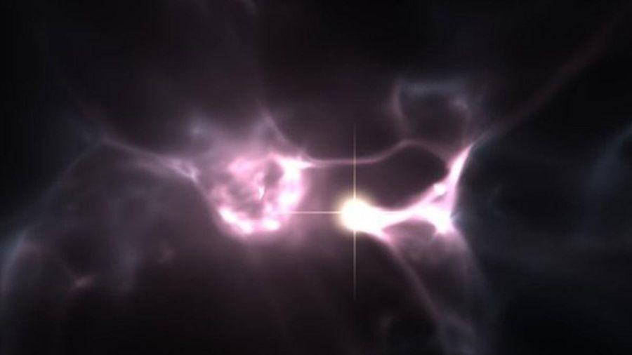 Phát hiện ngôi sao 'già' gần bằng vũ trụ