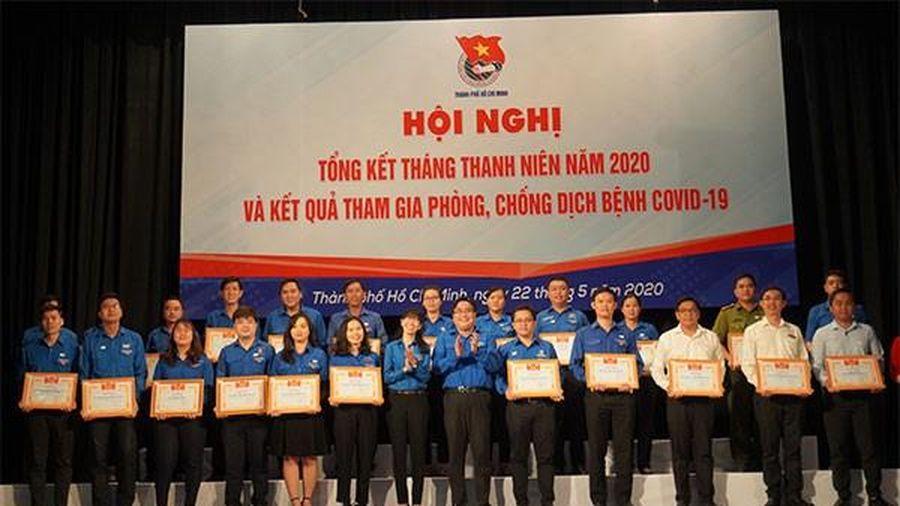 Thành Đoàn TP. HCM tổng kết Tháng Thanh niên 2020