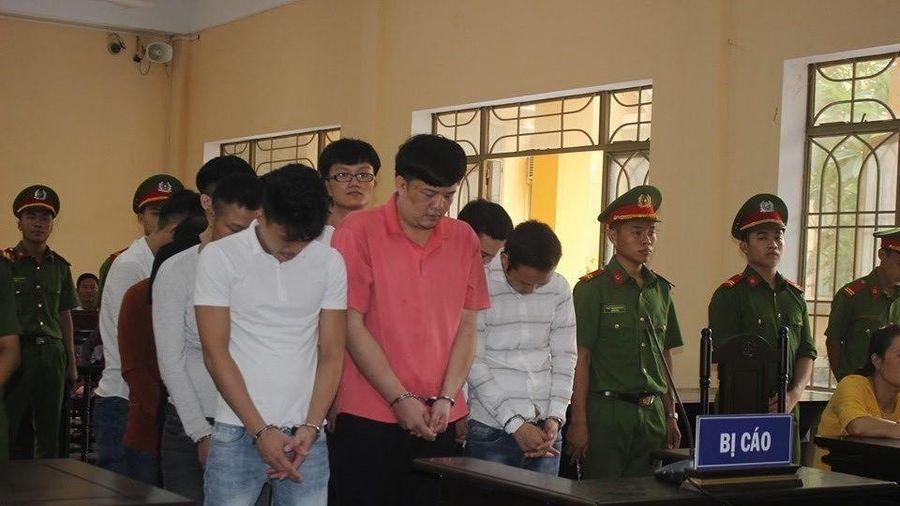 Nhóm người Đài Loan và 6 người Việt Nam lĩnh án hơn 100 năm tù về tội lừa đảo chiếm đoạt tài sản