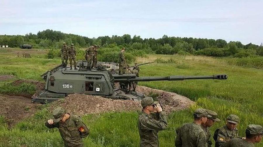 Học viên Việt được vận hành siêu pháo Msta-S Nga thế nào?