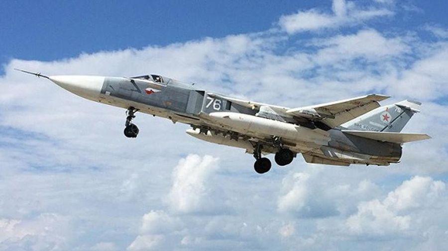 Máy bay chiến đấu Nga ồ ạt đổ bộ Libya, chuẩn bị chiến Thổ Nhĩ Kỳ?