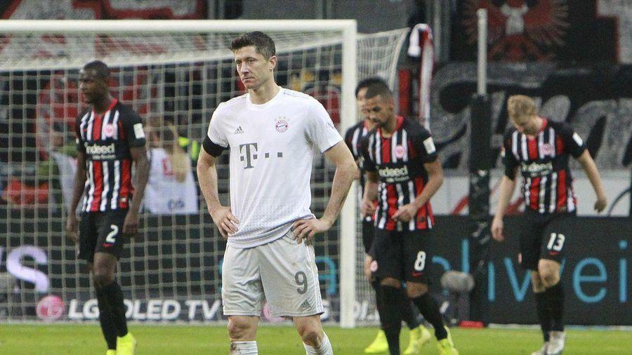 Trực tiếp Bayern vs Frankfurt: Cập nhật đội hình xuất phát