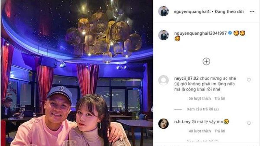 Bạn gái mới Quang Hải chi hơn trăm triệu đồng làm lại răng